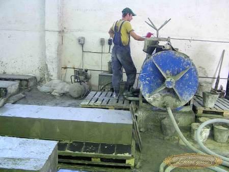 фото процесса производства