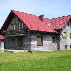 Дом из шлакоблоков своими руками