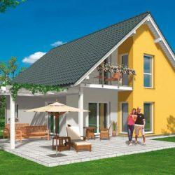 Проекты домов 9 на 9 из пеноблоков